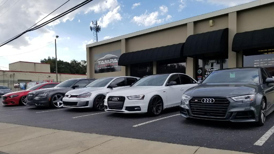 About Us - Tampa Autosports